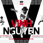 EXCLUSIVE Dance Workshop With Vinh Nguyen