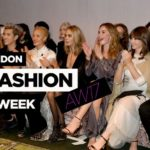 Watch Topshop Unique front row at London Fashion Week AW17
