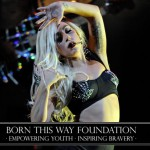 Oprah Winfrey Joins Lady Gaga In Launch Of Born This Way Foundation
