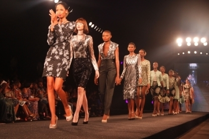 Lagos Host Their Second Fashion Week