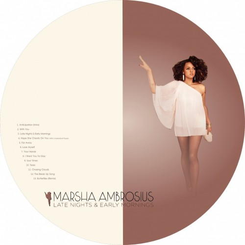 Marsha Ambrosius Celebrates A Year Of Late Nights & Early Mornings