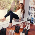 Chloe Green Unveils Her CJG Shoe Collection