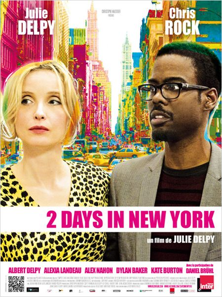Upcoming Comedy: Chris Rock's '2 Days In New York'