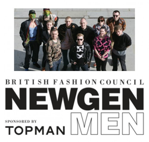 NewGen: Topman's Latest Fashion For Men