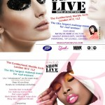 Win A Pair Of Tickets To The Make Up Show Live With L'ART