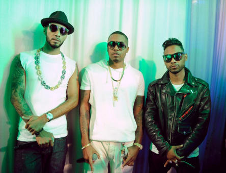 L'ART's Weekend Anthem With Nas, Swizz Beatz & Miguel