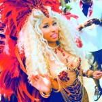 **NEW VIDEO** Nicki Minaj In 'Pound The Alarm'