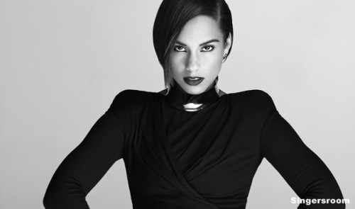 Alicia Keys Turns Fashion Designer