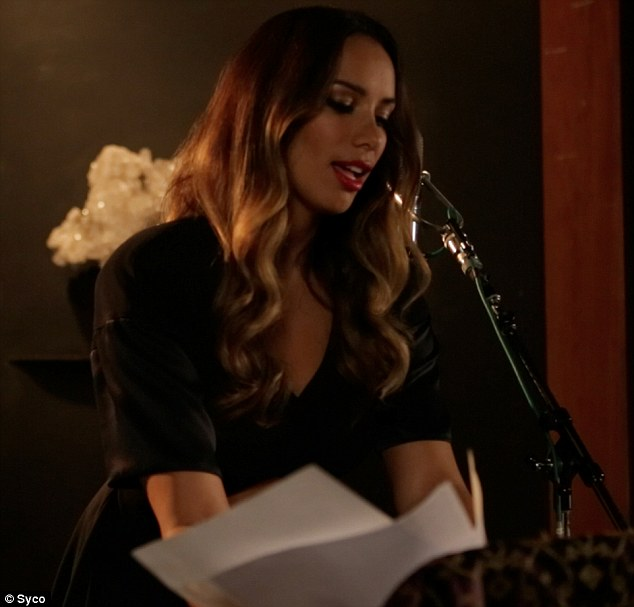 Leona Lewis In Live 'Trouble' Video