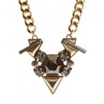 Fashion Pick Of The Day: ASOS Jewelled Shard Necklace
