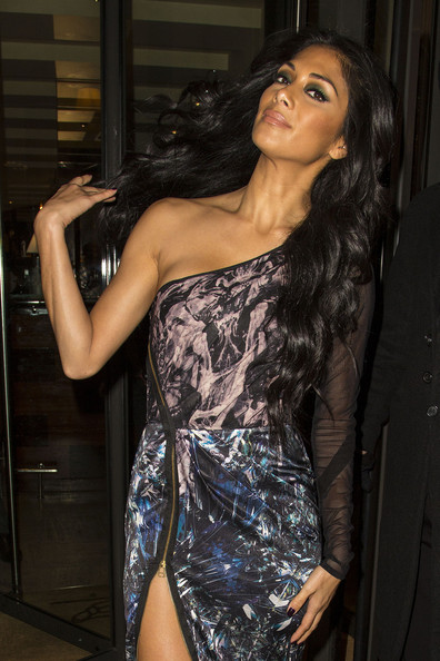 Style Clone: Get In On The Zip Action With Nicole Scherzinger
