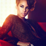 **NEW VIDEO** Alicia Keys Presents 'Girl On Fire'