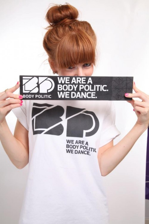 Your 2012 World Street Dance Champ Collaborates With Body Politic