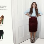 FASHION LAUNCH: Chloe Jade Green For Topshop