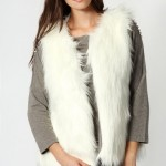 Fashion Pick Of The Day: Faux Fur Gilets