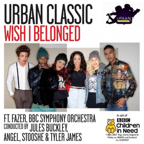 Fazer, Stooshe, Angel & Tyler James Get Together With BBC Symphony Orchestra For Children In Need