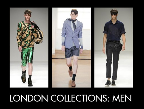 London Collections: Men 2013, Live On L'ART!