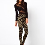 Fashion Pick Of The Day: Tribal Leggings