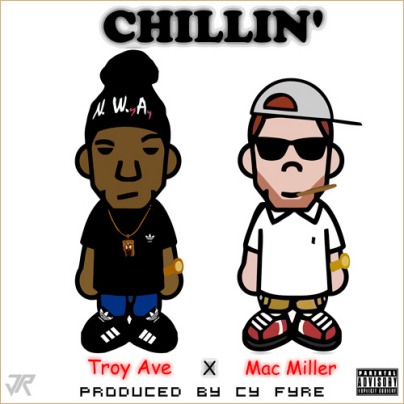 NEW MUSIC: Troy Ave & Mac Miller Are 'Chillin'