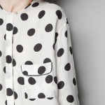 Fashion Pick Of The Day: Polka Dot Printed Shirt