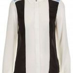 Fashion Pick Of The Day: Mixed Panel Shirt
