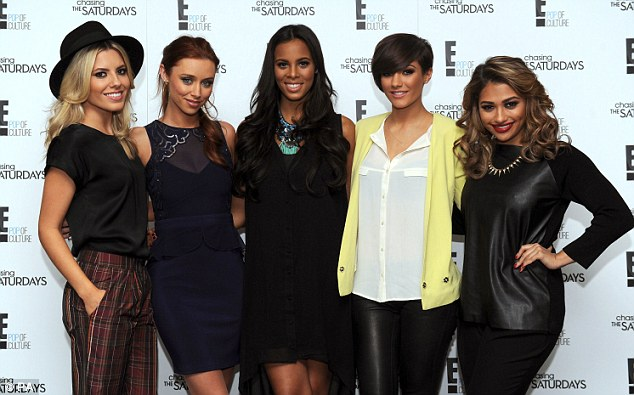Chasing The Saturdays: Will You Be Watching?