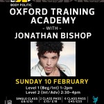 Jonathan Bishop Is Next For Oxford Training Academy
