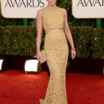 Create Your Own Golden Globes Cut Out Look