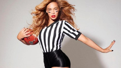 The Super Bowl XLVII Half Time Show Dubbed 'The Beyonce Show'