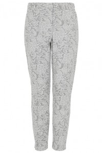 Fashion Pick Of The Day: Bonded Lace Cigarette Trousers