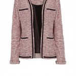 Fashion Pick Of The Day: Boucle Textured Jacket