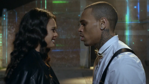 Chris Brown Reveals Video Number 1 Of 10: Fine China
