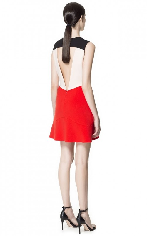 Fashion Pick Of The Day: Tricolour Dress