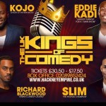 The UK Kings Of Comedy Are Coming To A Stage Near You!