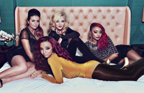 NEW MUSIC: Little Mix Get Together With Missy Elliott!