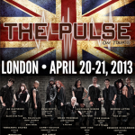 The Pulse Tour London Debut; It's A Wrap!