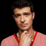 Robin Thicke: Blurred Lines Album Due For Release This Summer