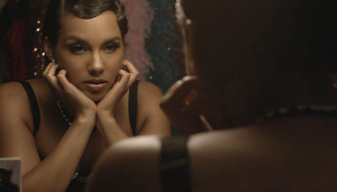 NEW VIDEO: Alicia Keys In 'Tears Always Win'