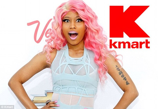 Barbz Prepare To Be Amazed: Nicki Minaj Launches Clothing Collection