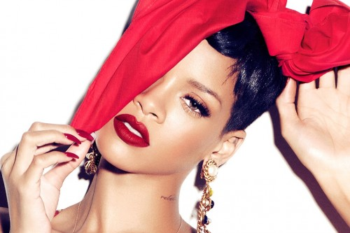 Rihanna Counts Down To The Official Launch Of Her MAC Summer Collection