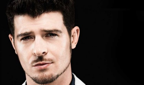 Throwback Thursday: Robin Thicke