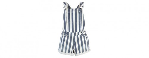 Dungarees Are Back On Trend! Who Would Have Thought It