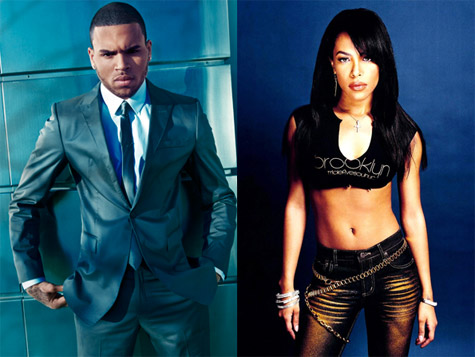 NEW VIDEO: Chris Brown & Aaliyah In 'They Don't Know'