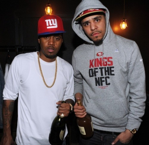 **NEW MUSIC** J.Cole Made Nas Proud