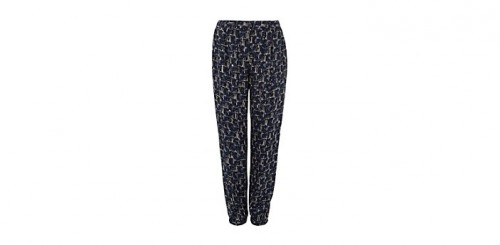 Get Wild This Season With Printed Trousers