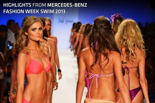 Mercedes Benz Fashion Week: Miami Swim Day 3