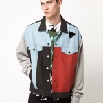 Men's Fashion Week: Patchwork Jackets Fresh From The Paris Runway