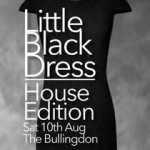 Little Black Dress House Edition: Catch Samantha Loveridge Play Her First Live Gig