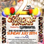 Join The Party As Afrobeats Sundays Turns Two