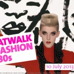 Travel Back To The 80s Catwalk To Clubbing Style